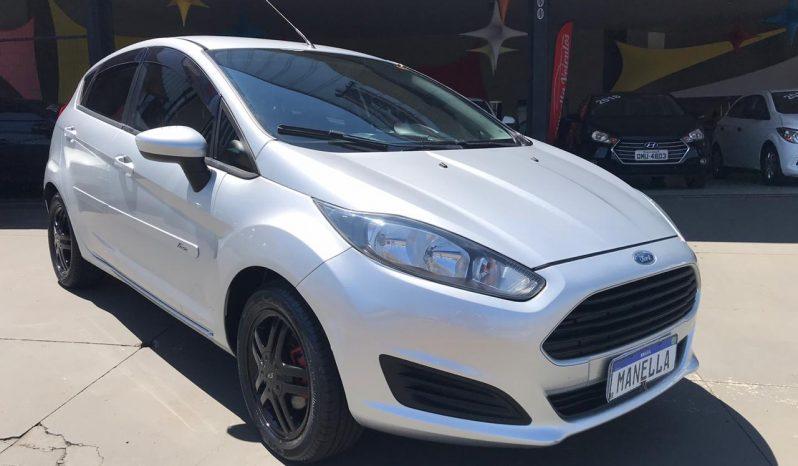 New Fiesta SE 1.5 16V cheio