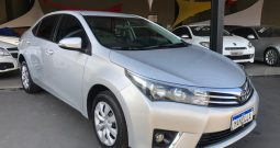 Corolla 1.8 Dual VVT GLi Multi-Drive